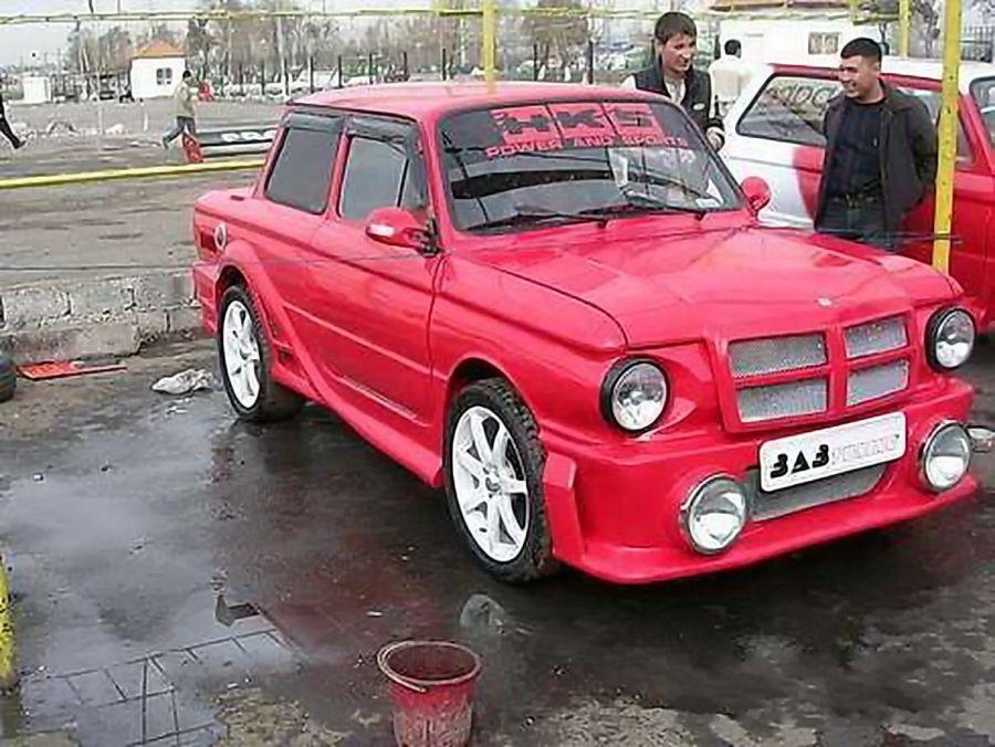 Автомобильное - Весёлые Запорожцы (4…